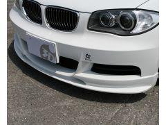 E82/88 Full front splitter