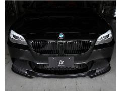 F10 M5 carbon front splitter and under splitter set