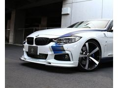 F32/33 and F36 Gran Coupe full front splitter