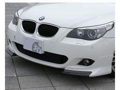 E60 3D Design front corner splitters.