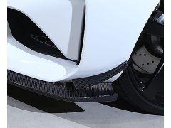 3D Design carbon fibre side canards for all F87 M2 models