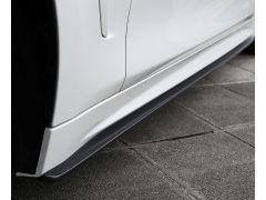 F32/33 carbon side skirt attachments