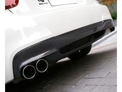 E90/91 2 piece carbon rear diffuser