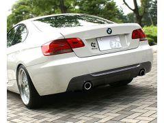 E90/91 335 carbon rear diffuser