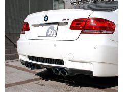 E92/93 M3 carbon rear diffuser