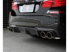 F10 M5 carbon rear diffuser.