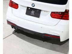 F30/31 3D Design carbon rear diffuser,