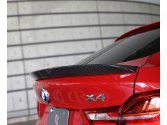 F26 X4 carbon boot spoiler