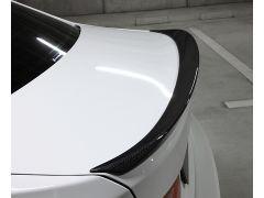 F30 3D Design carbon boot spoiler