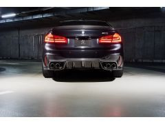 3D Design Carbon Rear Diffuser for BMW 5 Series F90 M5