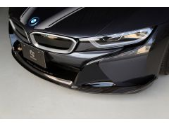 3D Design Carbon Front Splitter for BMW i8 (I12)