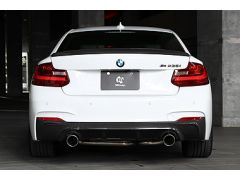 F22 M235i muffler set. Export version