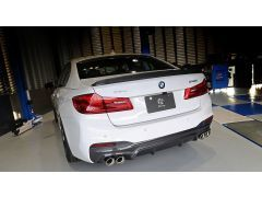 3D Design G30 G31 Carbon Fibre Rear Diffuser