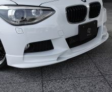 F20 Front lip spoiler/Splitter