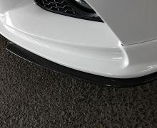F10/11 carbon corner under splitter