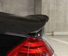 E89 Z4 coupe rear spoiler