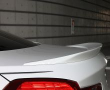 3D Design paintable boot spoiler for all F06 and F13 models
