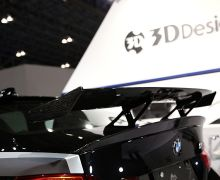 3D Design Racing rear wing for F82 M4