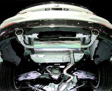 3D Design Dual exhaust for all F22/23 220i models