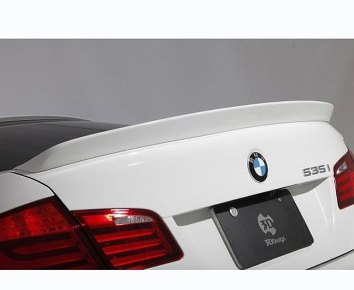 F10 paintable boot spoiler