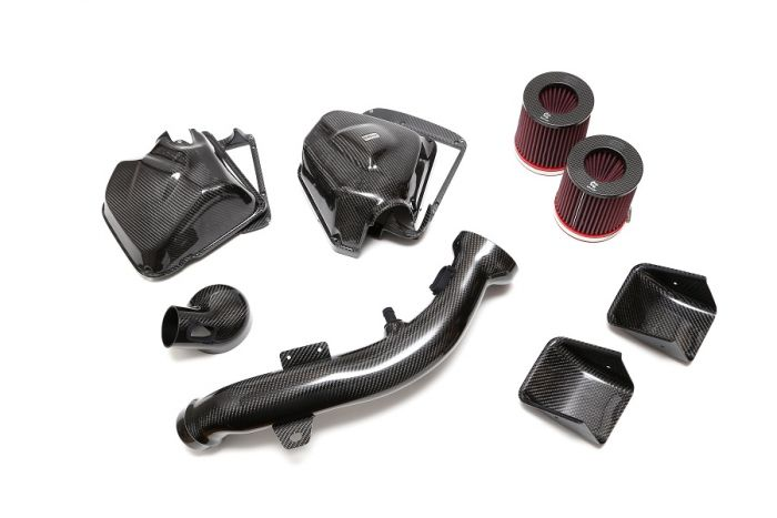 F87 M2 Competition 3D Design Air Intake System