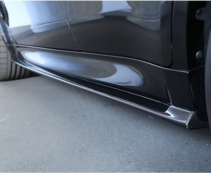 3D Design Side Skirt extensions for all F86 X6M models